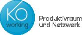 KOworking Produktivraum und Netzwerk